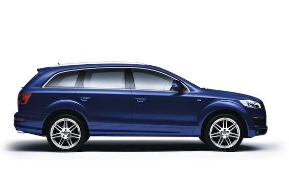 L Audi Q7 Dispose De 7 Places De S 233 Rie Voiture 224 7 Places