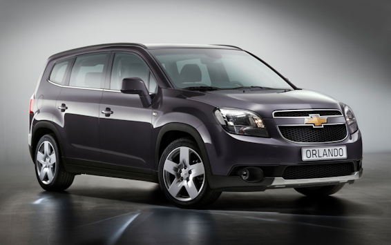 les chevrolet captiva et orlando ont 7 places voiture 7 places. Black Bedroom Furniture Sets. Home Design Ideas