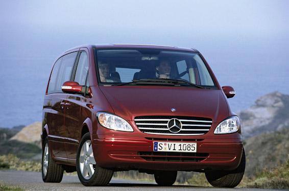 Mercedes Propose Plusieurs Voitures 224 7 Places Voiture 224