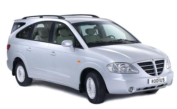 ssangyong pr sente une voiture 7 places voiture 7 places. Black Bedroom Furniture Sets. Home Design Ideas