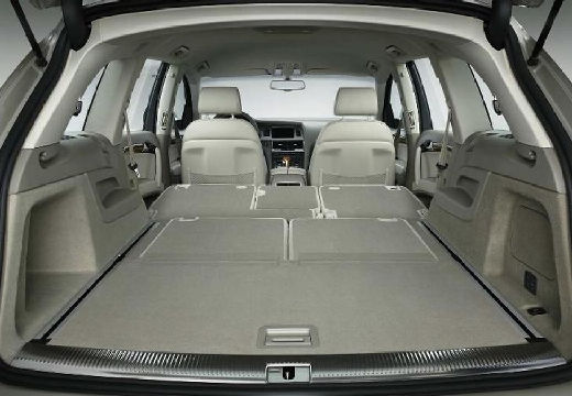 l 39 audi q7 dispose de 7 places de s rie voiture 7 places. Black Bedroom Furniture Sets. Home Design Ideas