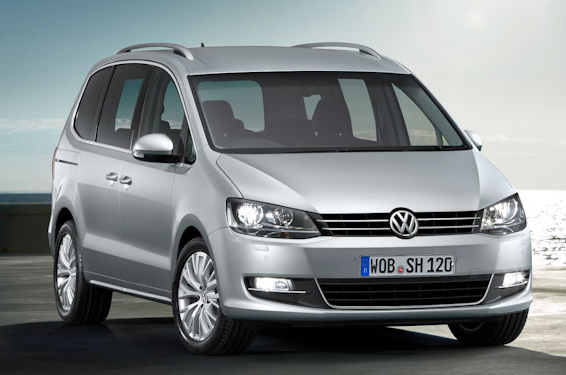 volkswagen voiture 7 places. Black Bedroom Furniture Sets. Home Design Ideas