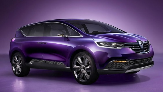 Renault Initiale : le nouveau Espace
