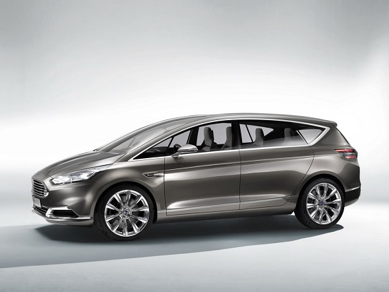 Ford S Max Concept 2014